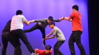 T/E Community Shows Off at Variety Show