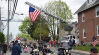 Community honors Captain Brian Kennedy