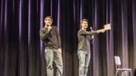Comedy Night brings on laughs