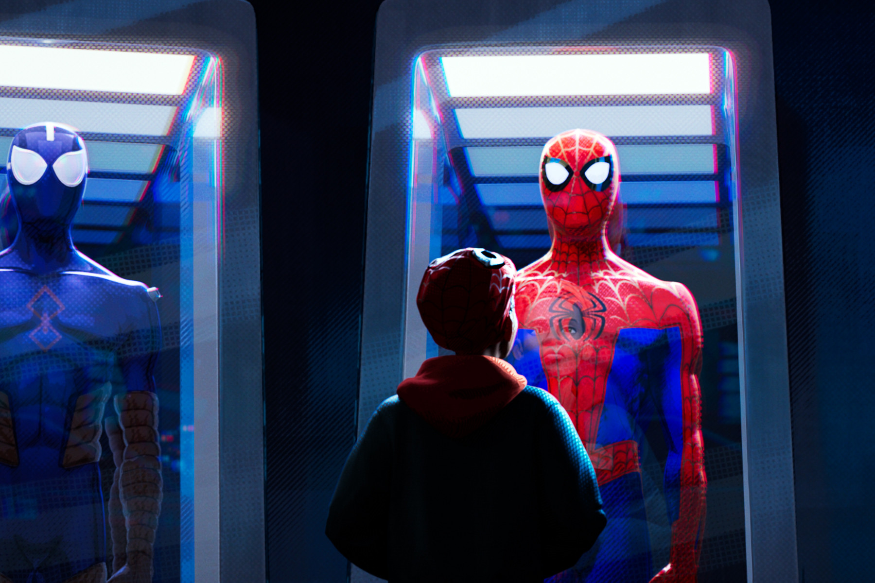 """""""spiderman into the spiderverse"""" redefines the hero"""